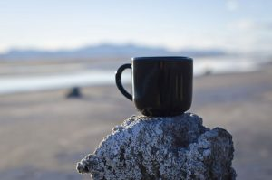 A Great Cup Of Coffee And Scenery Too